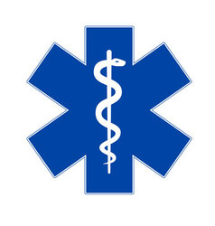 emergency medicine vector image