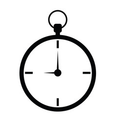 watch icons set vector image