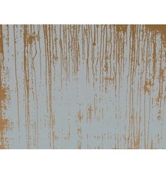 rust overlay texture vector image vector image