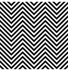Seamless zig zag background vector