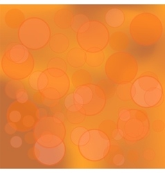 Abstract Blurred Red Background vector image vector image