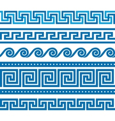greek2 vector image vector image