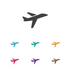of journey symbol on journey vector image