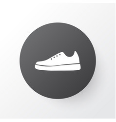 Gumshoes icon symbol premium quality isolated vector