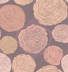 Ranunculuspattern vector