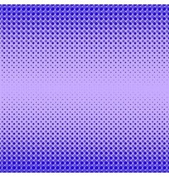 Blue halftone patterns vector