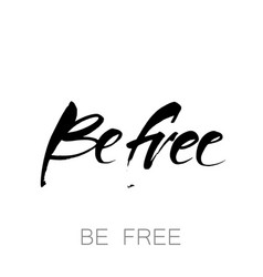 be free template vector image