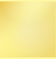 Golden half tone background vector