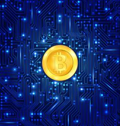 Mining database system design make crypto vector