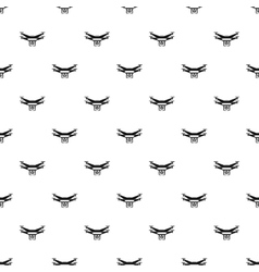 Drone pattern simple style vector