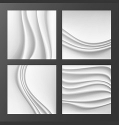 Wavy silk abstract background  abstract vector