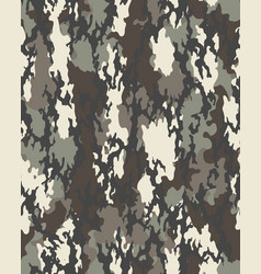 Fashionable camouflage pattern vector