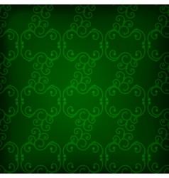 Abstract seamless dark wallpaper vector image