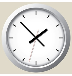 Wall clock Seamless vector image