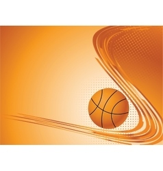 Abstract sport background vector