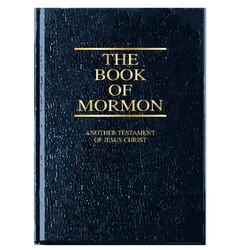 Book of mormon vector