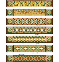 celtic designs vector image