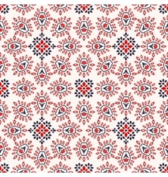 Seamless decorative pattern vector