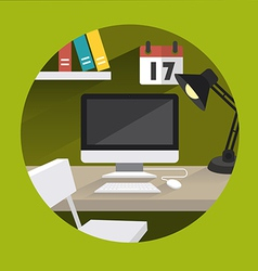 Table office vector