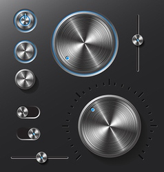 Dial vector image