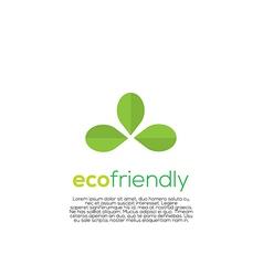Eco-Friendly Concept vector image vector image