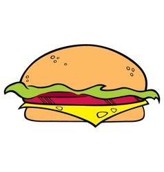 Hamburger symbol vector