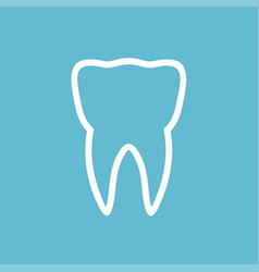 Tooth logo and icon vector
