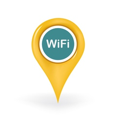 Wifi location vector