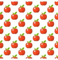 Apple pattern seamless vector