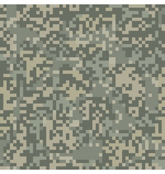 Arid area camouflage seamless pattern vector