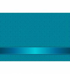 ribbon and background vector image vector image