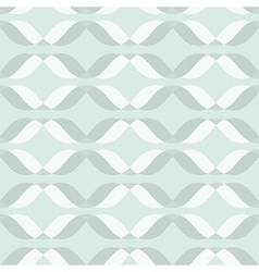 Seamless pattern with tangled waves vector