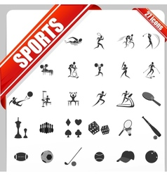 Sports Icon vector image