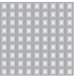 white and grey texture seamless background vector image