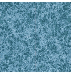 Abstract blue marble seamless texture tiled vector