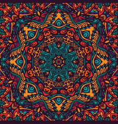 Ethnic seamless pattern ornamental vector