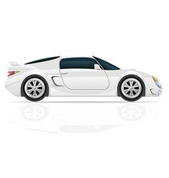 Sport car 02 vector