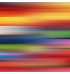 Abstract rainbow background striped colorful vector
