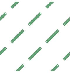 Ruler rectangular shape pattern seamless vector