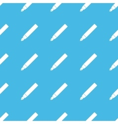 Ink pen straight pattern vector