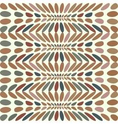 Brown retro background vector