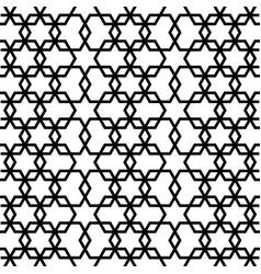 Geometric pattern seamless vector