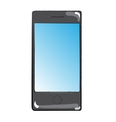 Phone smartphone vector image vector image
