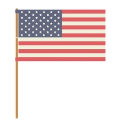 Usa and labor day design vector