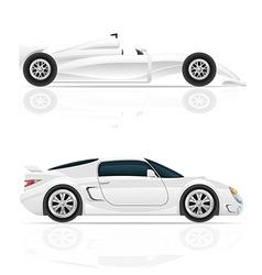 Sport car 03 vector