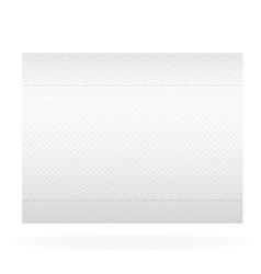 toilet paper 02 vector image vector image