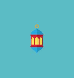 Flat icon lantern element of vector
