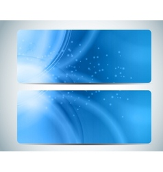 Abstract aqua background card i vector