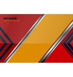 Abstract background intense vector