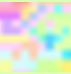 Colorful de-focused abstract blur background vector
